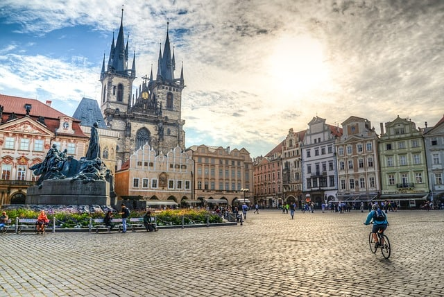 Why hotels in Prague keep kosher