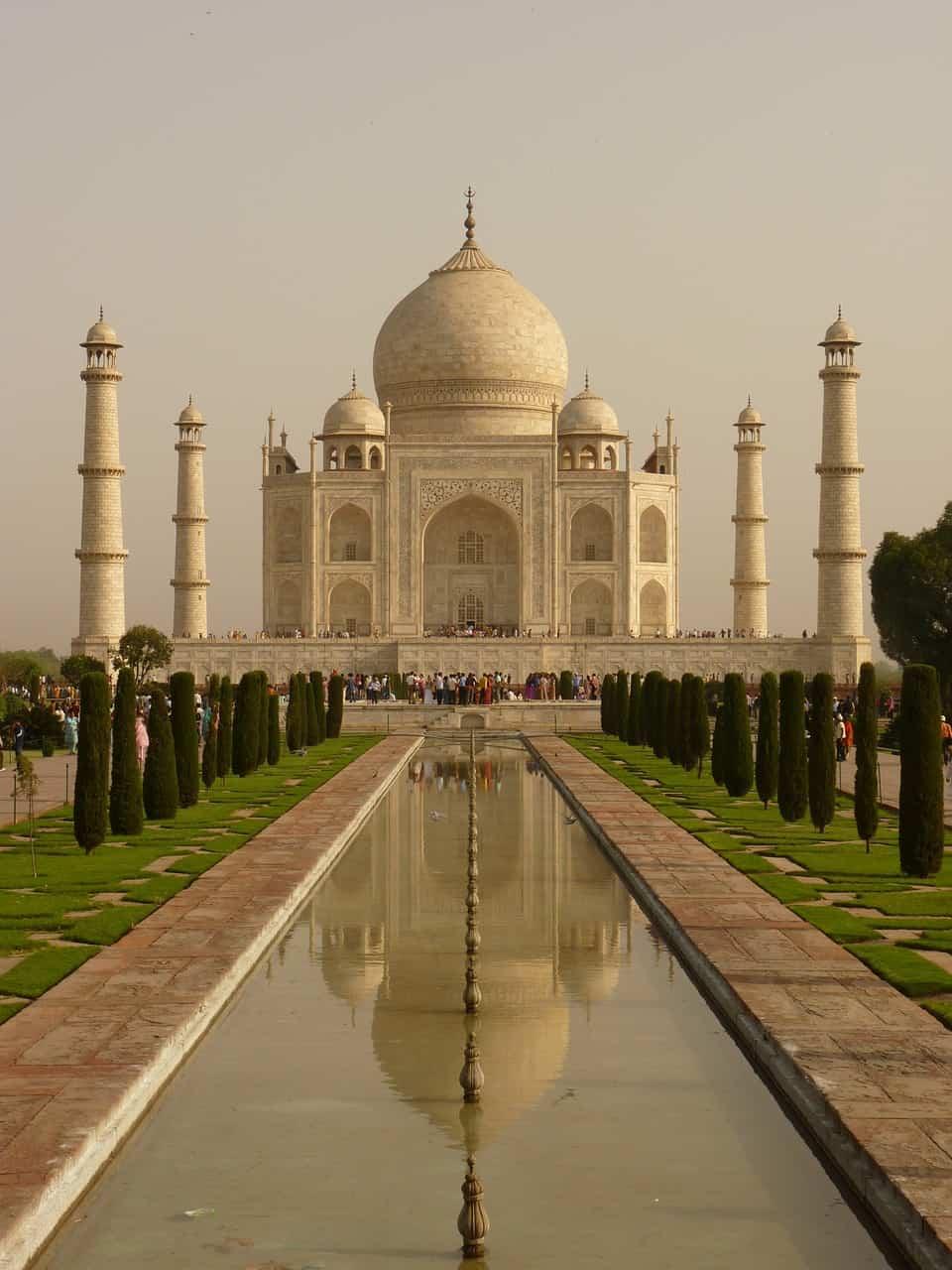 תכנון טיול להודו