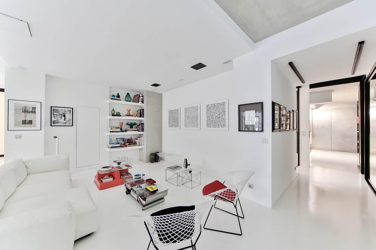 בית מעוצב - מערכת ישיבה