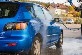 שטיפת מכוניות