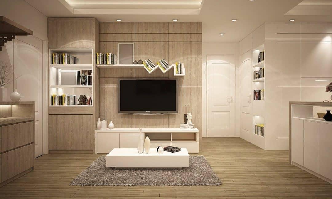 סלון מאובזר ברהיטים