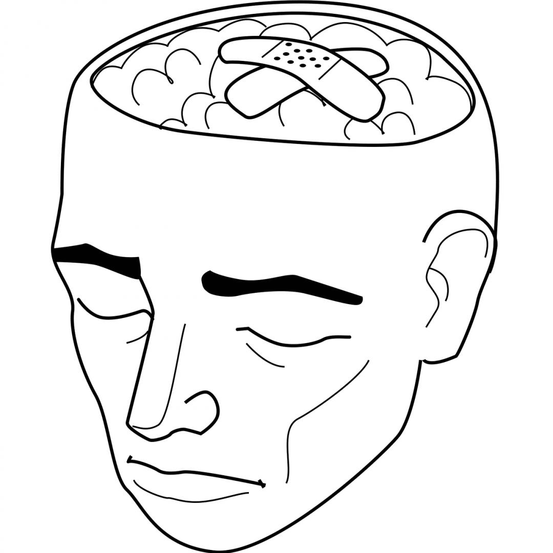 בעיה נפשית במוח