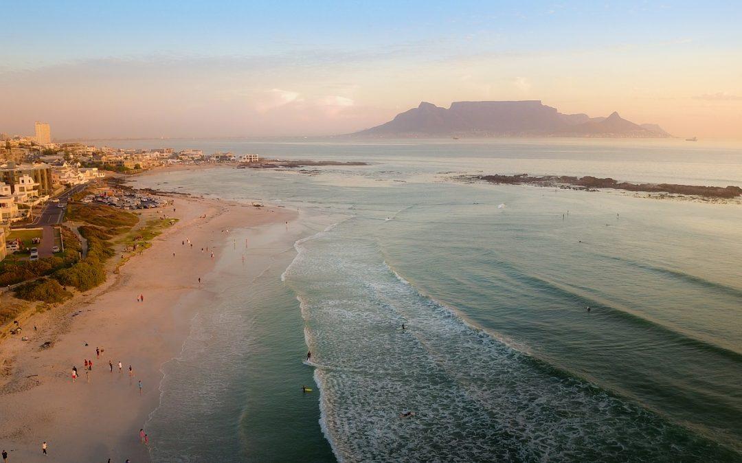 רצועת חוף בדרום אפריקה